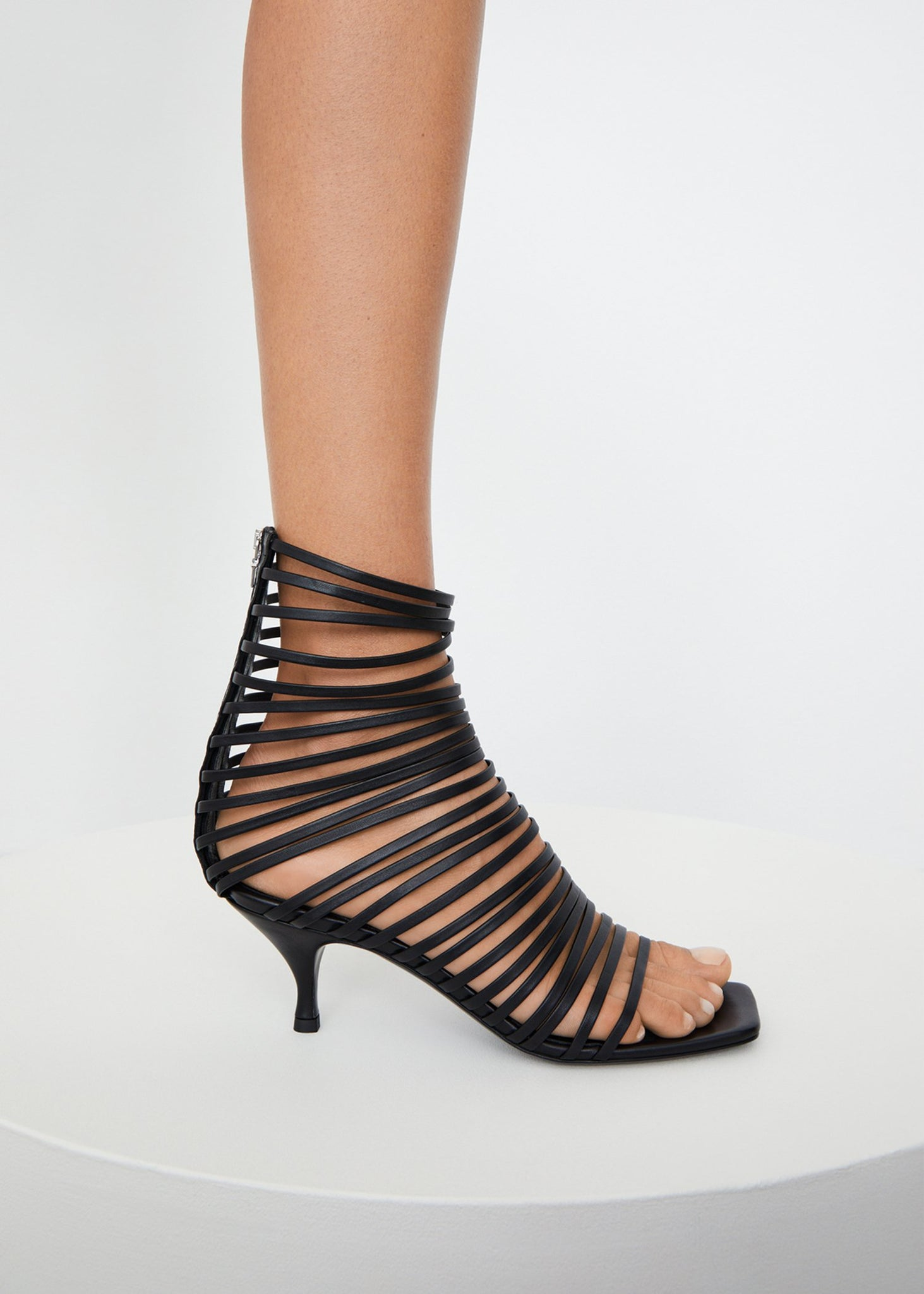 The Multi Strappy Sandal