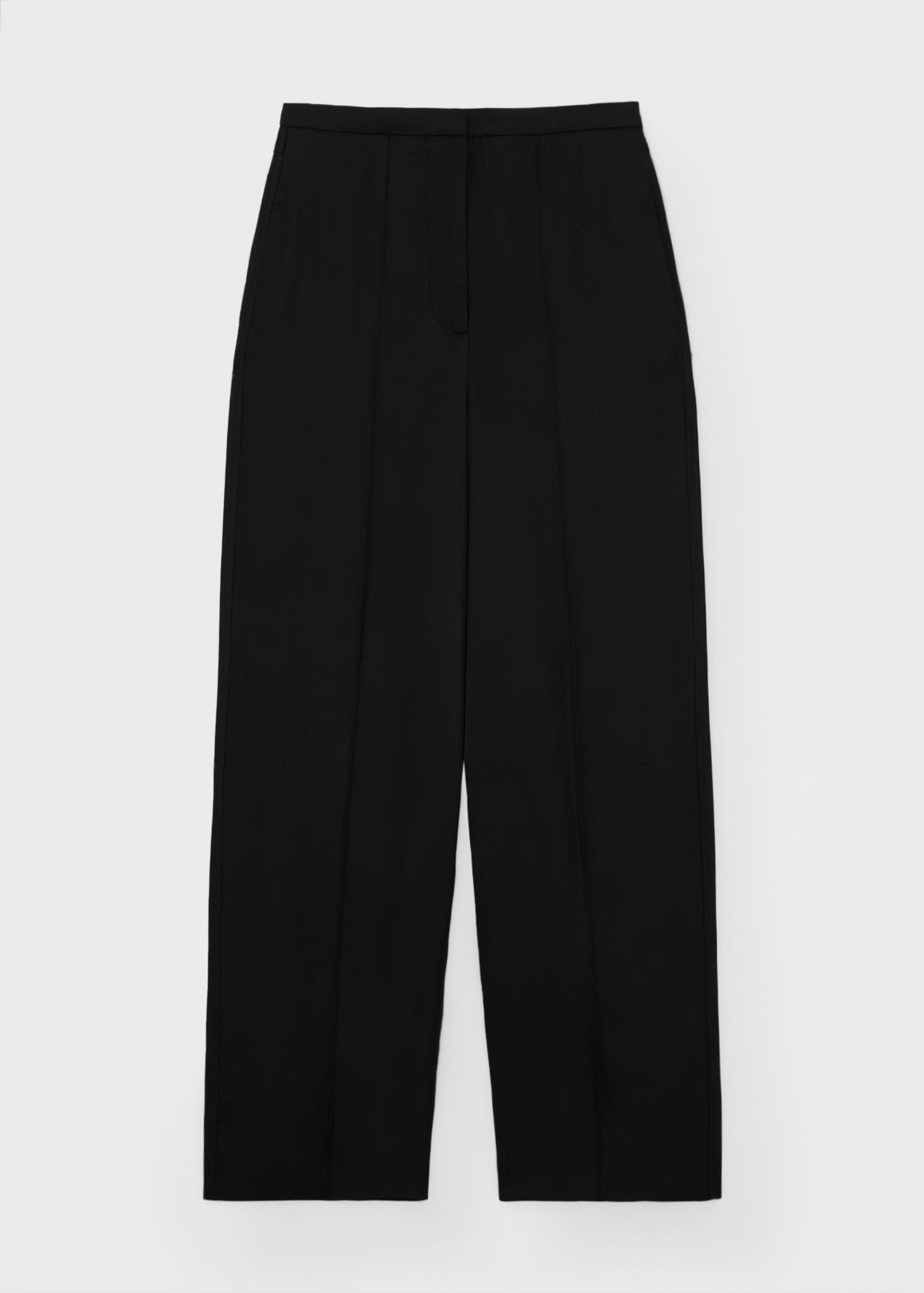 Pine suit trousers black