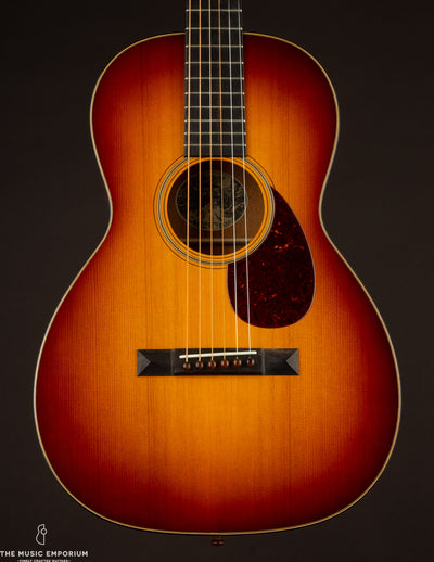 Collings 01A 12-Fret Torrefied Adirondack Sunburst w/ Collings Case (USED, 2018)