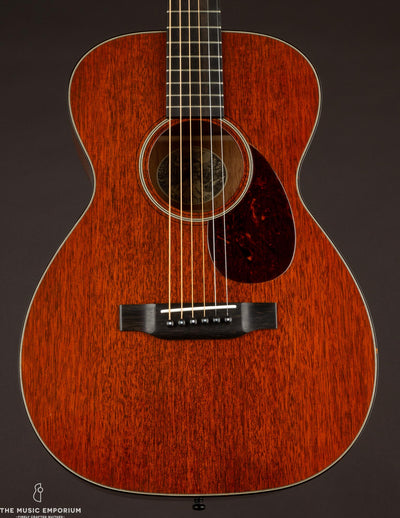 Collings 01 Mahogany Top