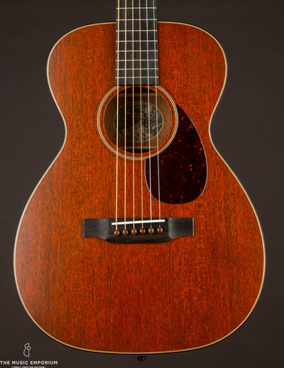 Collings 01 Traditional Mahogany Top Satin Finish