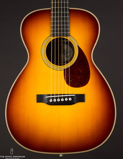 Collings 02HA Adirondack Sunburst Traditional w/ Collings Case