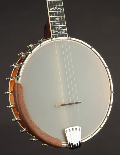 "Ome Sweetgrass 11"" Open Back Banjo"