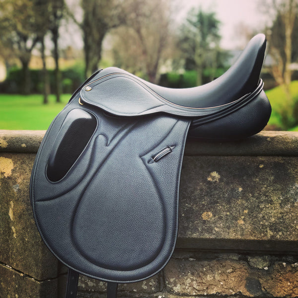 Luxe Dressage Saddle