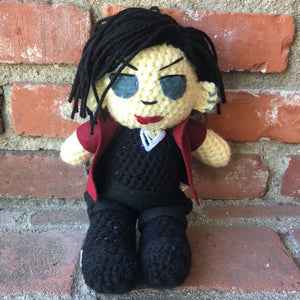 Jane Lane Crochet  Doll