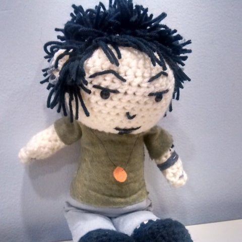 Crochet Trent Lane Doll Daria