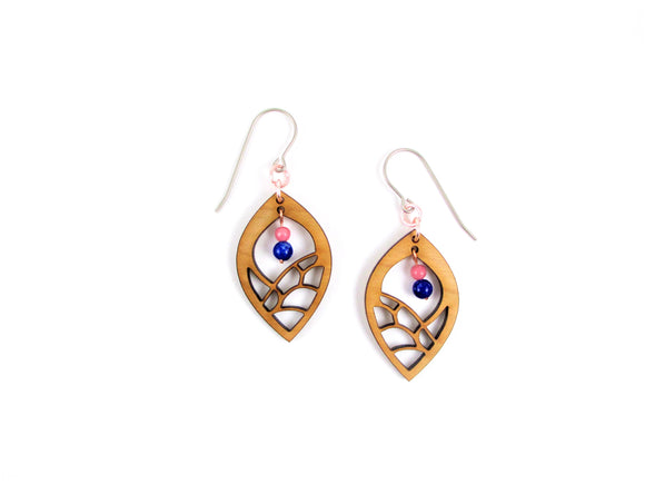 Annie Easley Earrings by Claire Lorts Designs