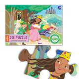 Big Pieces Princess Adventure Puzzle