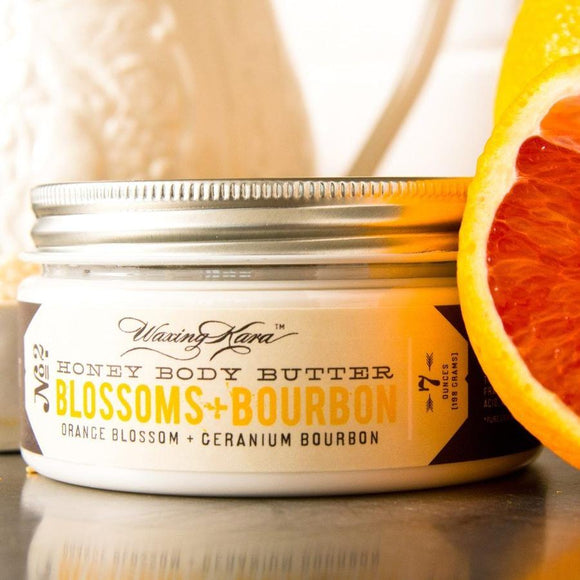 Blossoms and Bourbon Body Butter