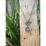 North Star Compass Necklace