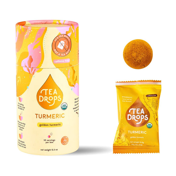 Tea Drops - Turmeric