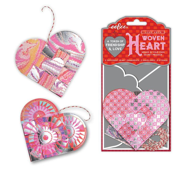Woven Heart Love or Friendship Token