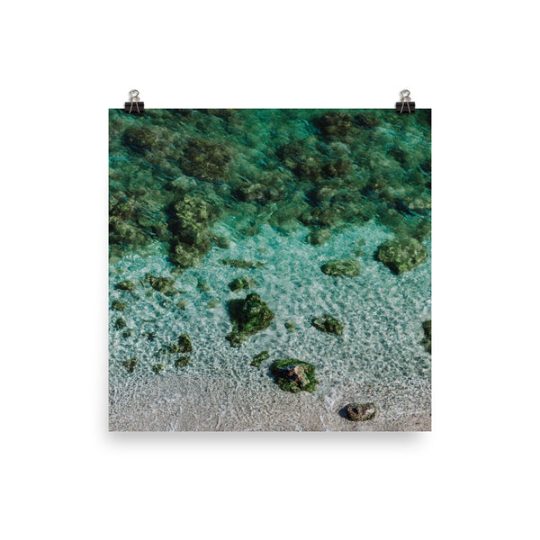 Clear Waters Poster