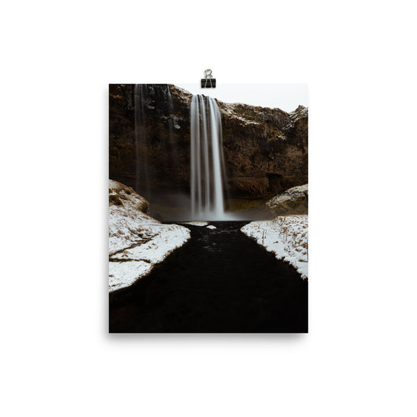 Chasing Waterfalls Poster
