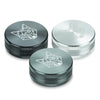 The Wolf Pocket Aluminium Grinder | 2 Part