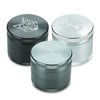 4 Part Aluminium Grinder with Sifter Nederland