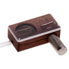 Magic Flight Launch Box Vaporizer Walnut (walnoot) Netherlands