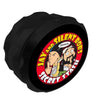 Jay and Silent Bob Secret Stash Grinder Black Nederland