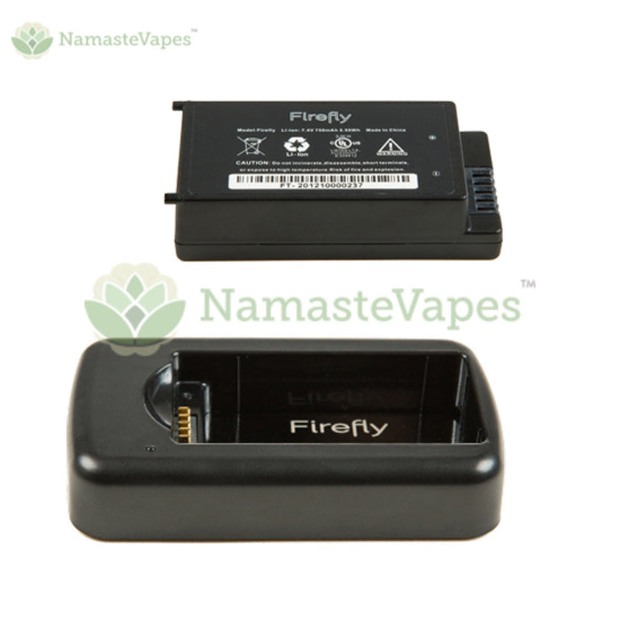 Firefly On The Go Charging Kit met oplader en batterij