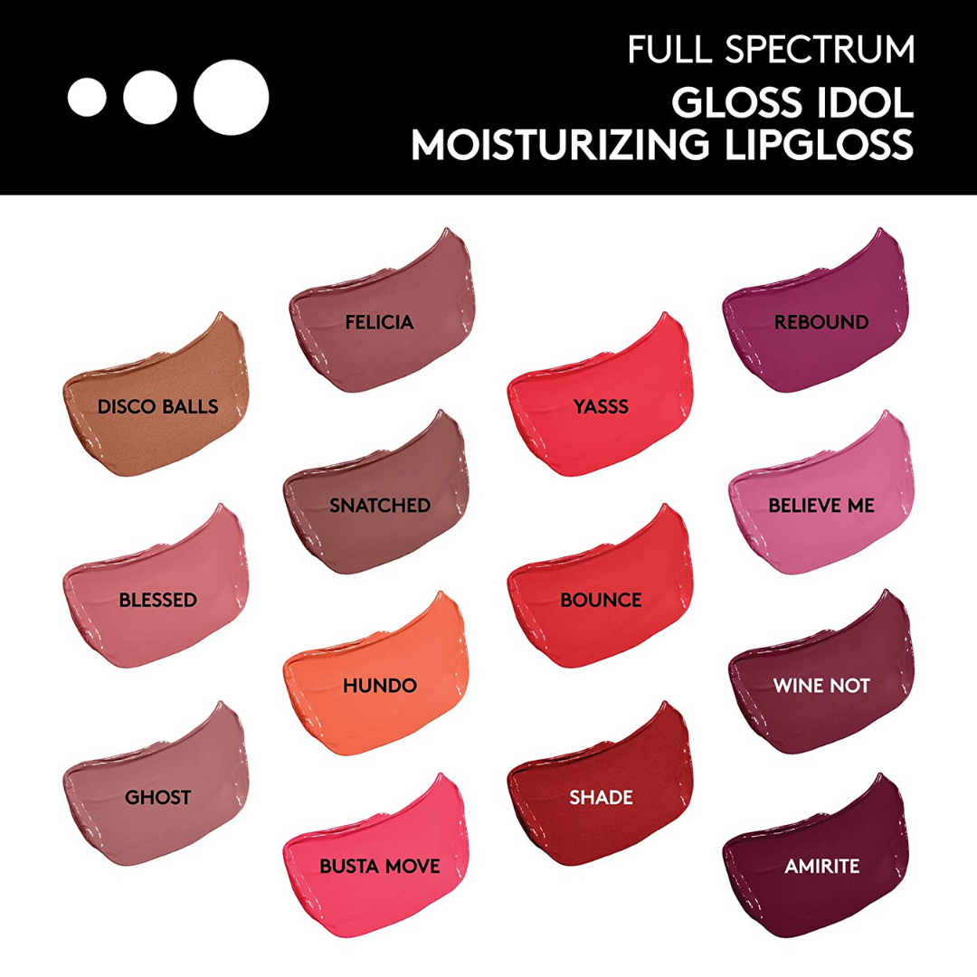 Covergirl Full Spectrum Gloss Idol