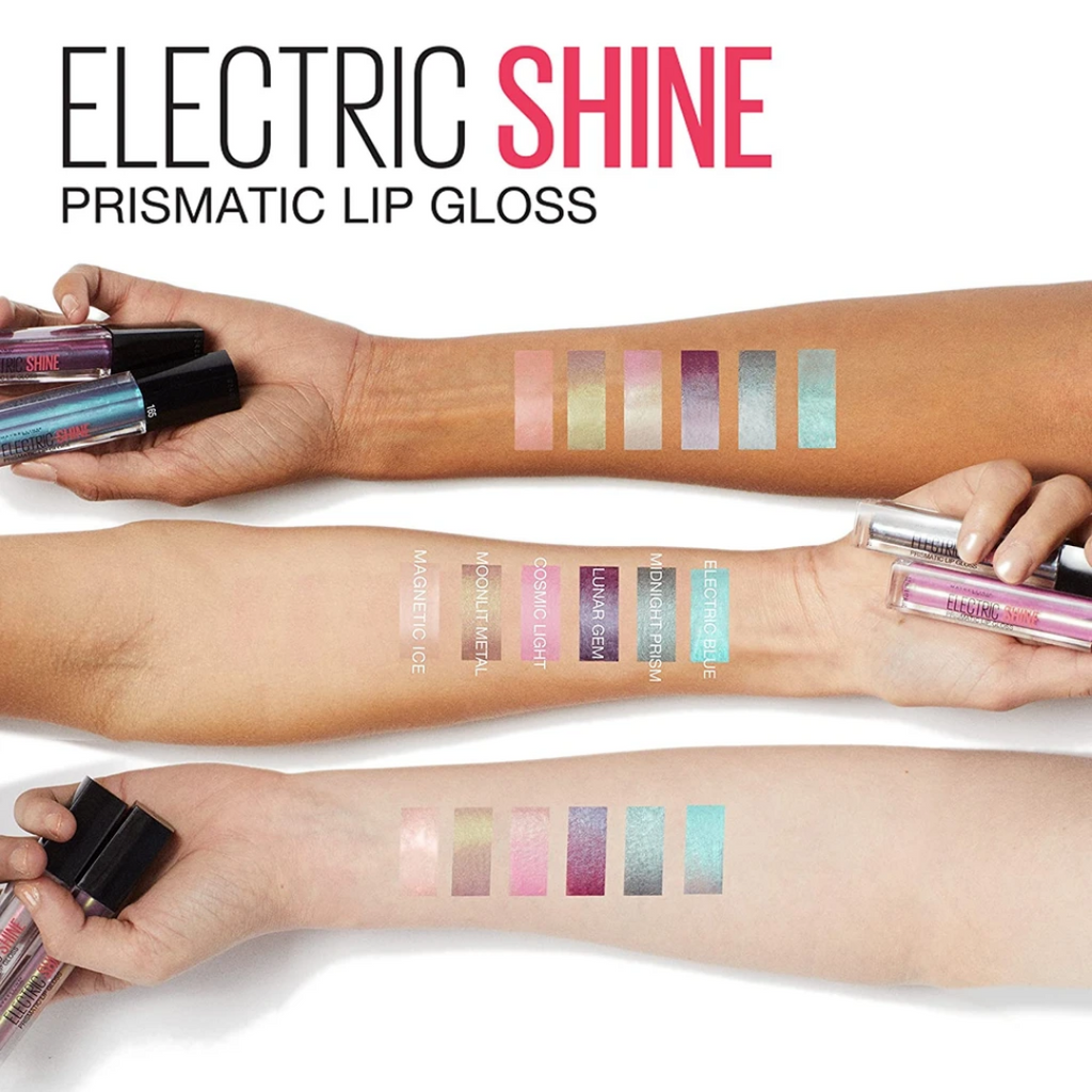 Maybelline Electric Shine Prismatic Lip Gloss