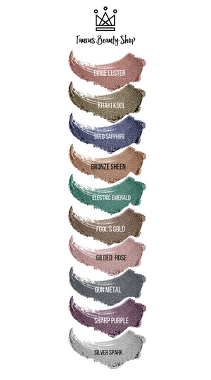 Crease and fade resistant. Waterproof. Introducing our most longwearing eyeshadow yet! Color Tattoo Cream Eyeshadow pots have super saturated payoff for up to 24 hours. Seamlessly melts onto lids in one easy swipe. Waterproof formula resists fading or creasing for an all day look that you can set and forget. High intensity liquid eyeshadows saturate your lids in liquid metallic colors.  Heavy metal hues saturate your lids in liquid chrome shine Metallic intensity and tattoo tenacity eyeshadow shades
