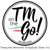 TM on the Go! | Treasured Memories Scrapbook Store