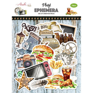 Asuka Studio - Play! Ephemera