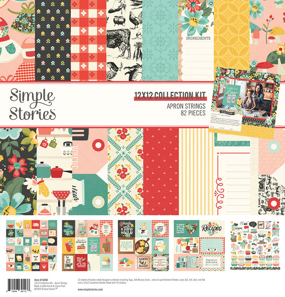Simple Stories - Apron Strings Collection Kit