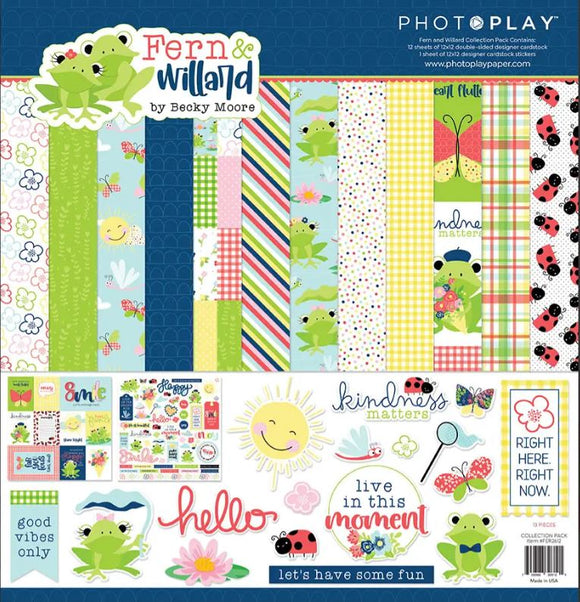 Photo Play - Fern & Willard Collection Kit
