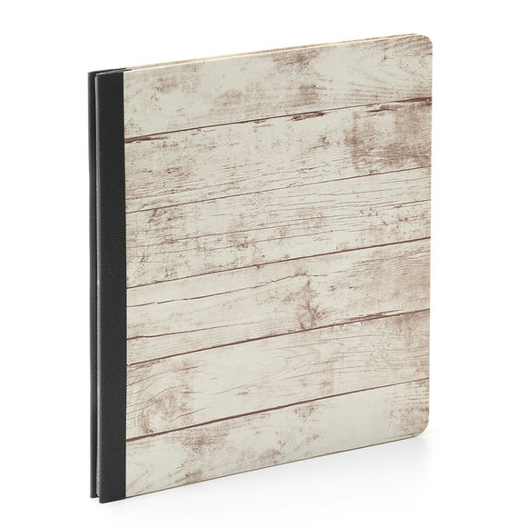 Simple Stories - Whitewashed Wood SN@P 6x8 Flipbook