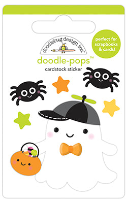 Doodlebug Ghost Town - Little Boo Doodle-Pop