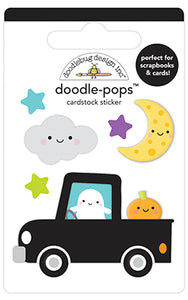 Doodlebug Ghost Town - Loads of Fun Doodle-Pop