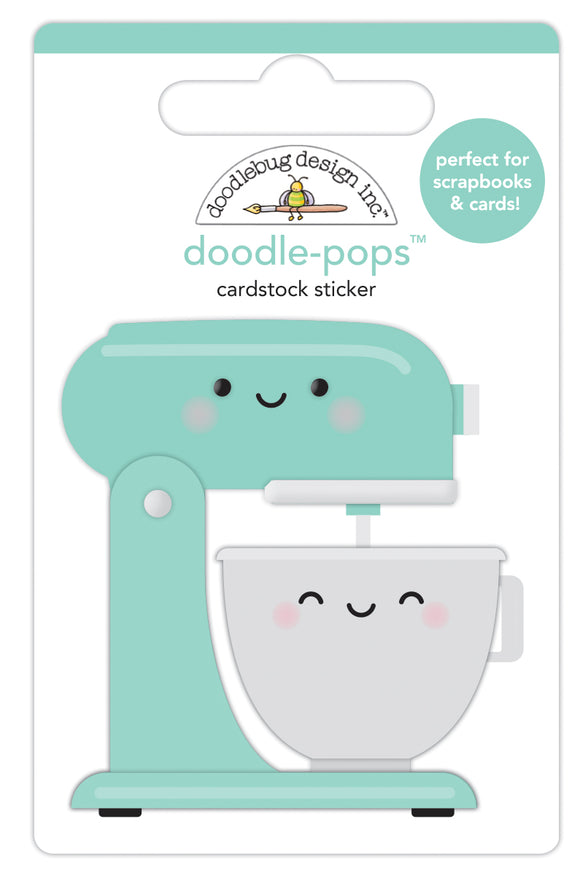 Doodlebug Made with Love - Mixed with Love Doodle-Pop