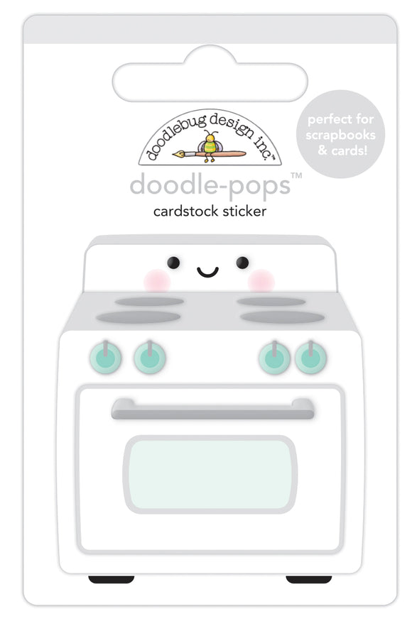 Doodlebug Made with Love - What's Cookin'? Doodle-Pop