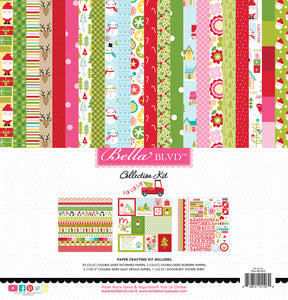 Bella Blvd - Fa La La Collection Kit