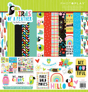 Photo Play - Birds of a Feather Collection Kit