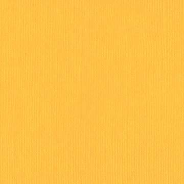 Bazzill 12x12 Cardstock - Classic Yellow