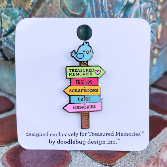 Custom Doodlebug TM Exclusive Pin