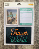 *SALE* Simple Stories - Going Places SN@P Cards