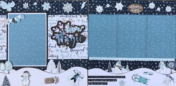 Snow Magic Layout Kit