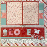 You Make My Heart Happy! Layout & Card Kit
