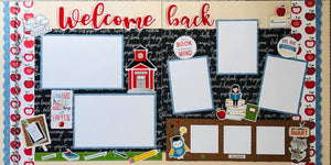 Welcome Back Layout Kit