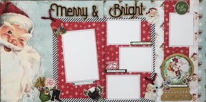 Merry & Bright Layout Kit