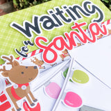 Waiting for Santa Layout Kit
