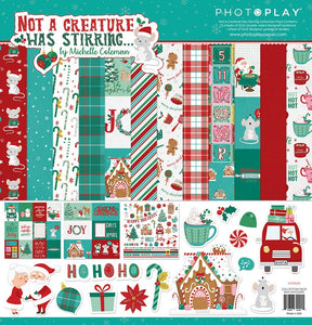 Photo Play - Not a Creature Was Stirring... Collection Kit