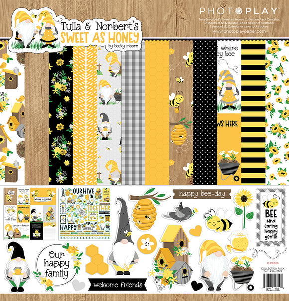 Photo Play - Sweet as Honey Collection Kit