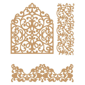Prima Marketing Decorative Chipboard - In The Garden