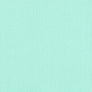 Bazzill 12x12 Cardstock - Turquoise Mist