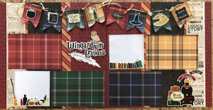 Wingardium Leviosa Layout Kit
